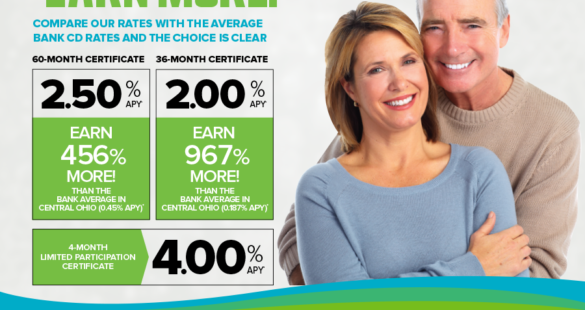 Pathways Certificate Deposit CD special offers