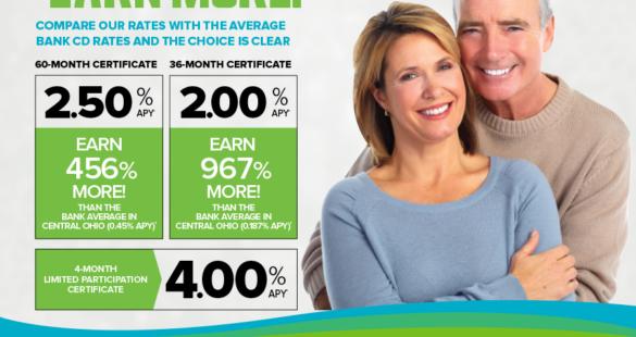 Pathways Certificate Deposit CD special offers